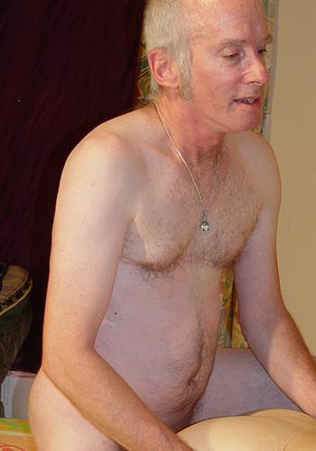Alter schwuler Mann